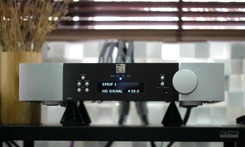 Đánh giá ampli tích hợp Simaudio Moon 240i