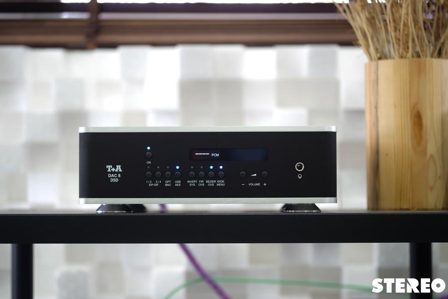 T+A DAC 8 DSD: Bộ giải mã cho mọi nguồn nhạc số
