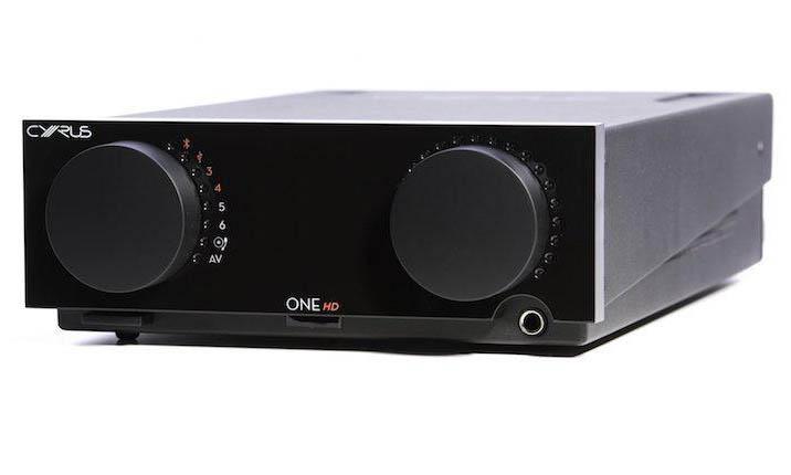 Cyrus ra mắt phiên bản kế nhiệm của amplifier One, tích hợp thêm DAC và aptX HD