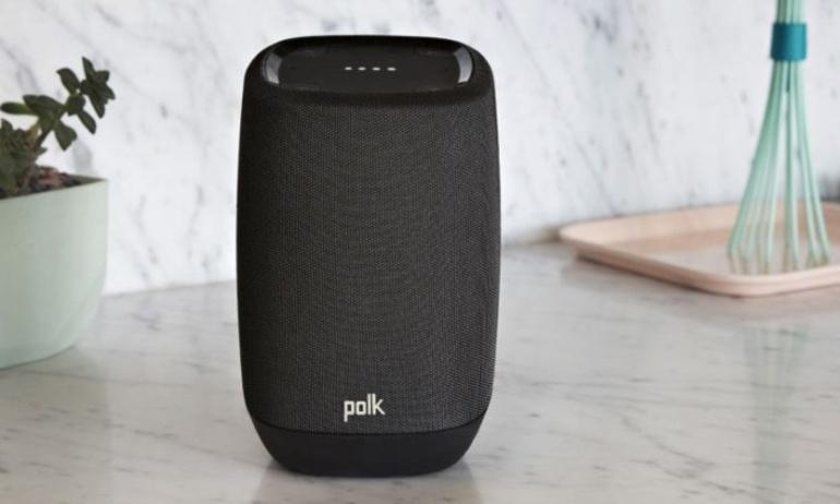 Polk lấn sân sang thị trường loa thông minh với Polk Assist