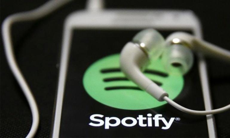 Dịch vụ streaming nhạc số Spotify tiếp tục cán mốc 75 triệu người dùng trả phí