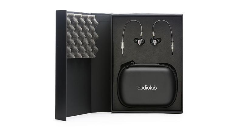 Audiolab tham gia vào thị trường âm thanh di động bằng 2 mẫu tai nghe đầu tiên