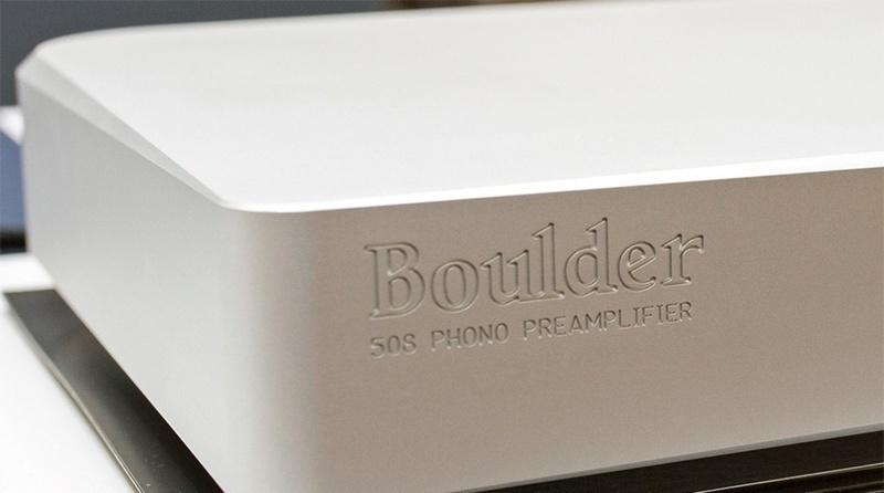 Boulder chính thức công bố 508 Phono Preamplifier