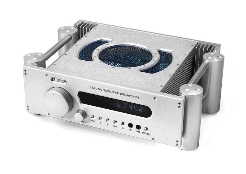 Pre-ampli Chord CPA 5000: Trung tâm của hệ thống tham chiếu