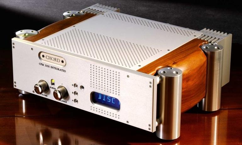 Ampli tích hợp Chord CPM 3350:
