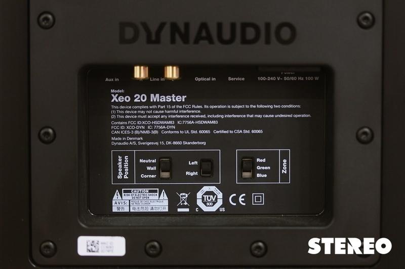 Dynaudio XEO 20: Chuẩn hóa khái niệm loa hi-end không dây