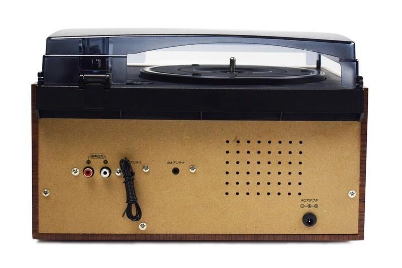 Wintech KRP-308MS: Hộp nhạc đa năng độc đáo từ xứ sở mặt trời mọc