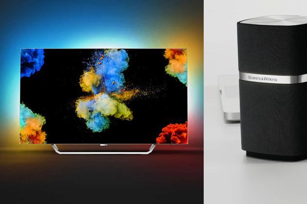Philips hợp tác với Bowers & Wilkins để nâng tầm chất lượng âm thanh TV