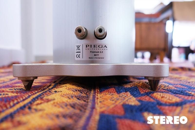 Piega Premium 5.2: Lựa chọn thích hợp cho không gian hiện đại