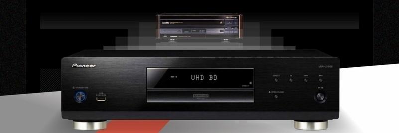 Pioneer giới thiệu đầu phát 4K Ultra HD Blu-ray UDP-LX500