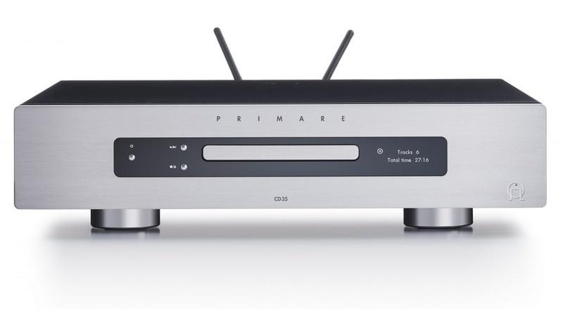 Primare ra mắt ampli tích hợp I35 Prisma và đầu phát CD35 Prisma