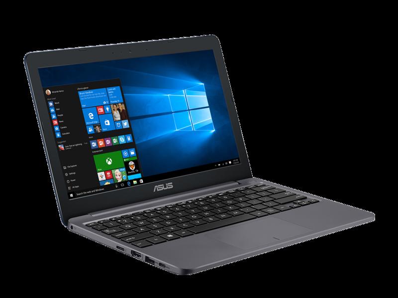 Asus trình làng VivoBook E12: Dòng laptop 11,6 inch gọn nhẹ , pin 10 tiếng