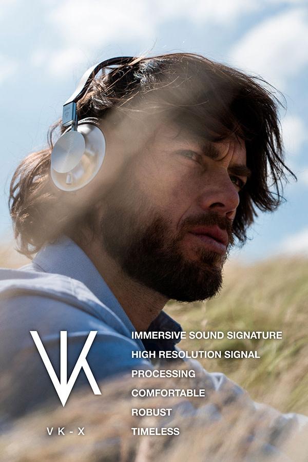 Aëdle ra mắt tai nghe không dây hi-end VK-X kèm ưu đãi cho 1000 người mua trước trên Indiegogo