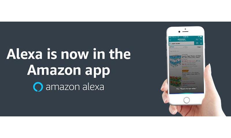 Amazon cập nhật tính năng điều khiển giọng nói cho Alexa trên iOS