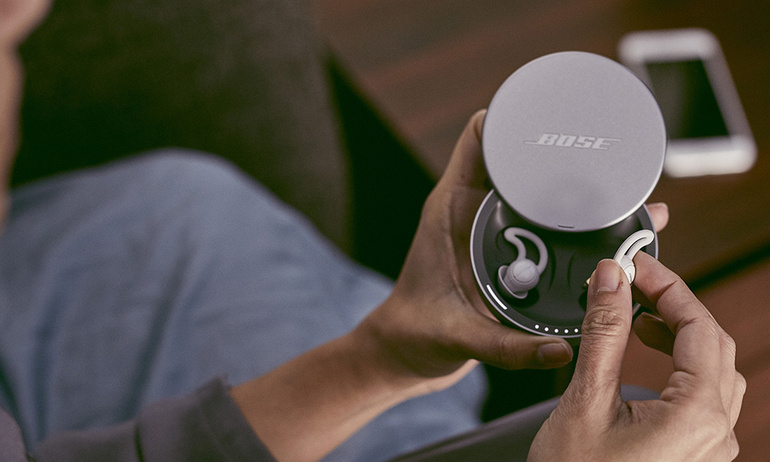 Bose Sleepbuds: Tai nghe true-wireless hỗ trợ giấc ngủ, giá gần 6 triệu đồng