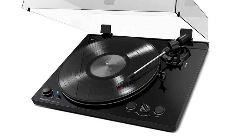 ION Audio ra mắt dòng mâm quay đĩa hỗ trợ Bluetooth, giá dưới 5 triệu đồng