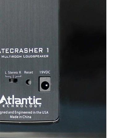 Atlantic Technology Gatecrasher 1: Hệ thống loa không dây
