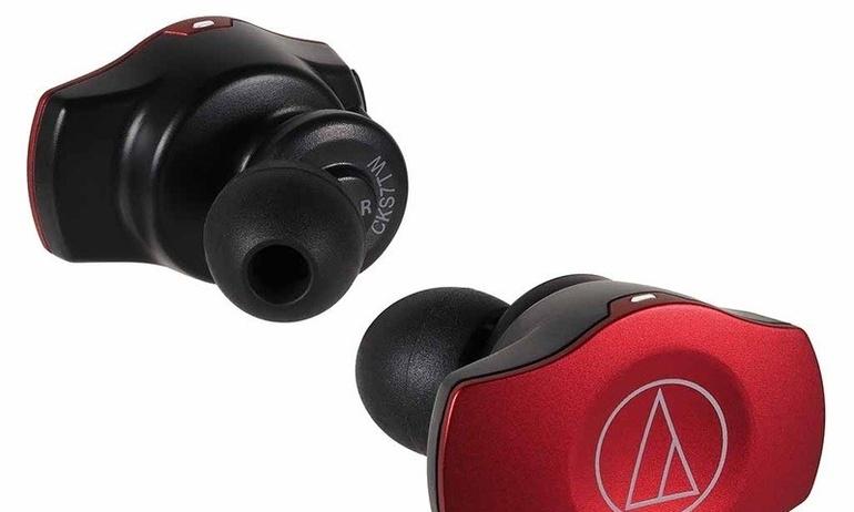 ATH-CKS7TW: Phát súng đầu tiên của Audio Technica vào thị trường tai nghe true-wireless
