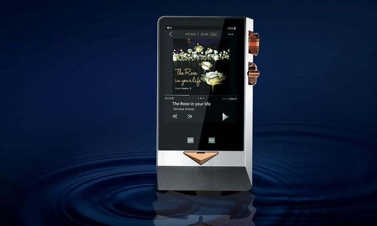 Cayin trình làng N8: Máy nghe nhạc đầu bảng tích hợp ampli đèn, dự kiến hơn 50 triệu đồng
