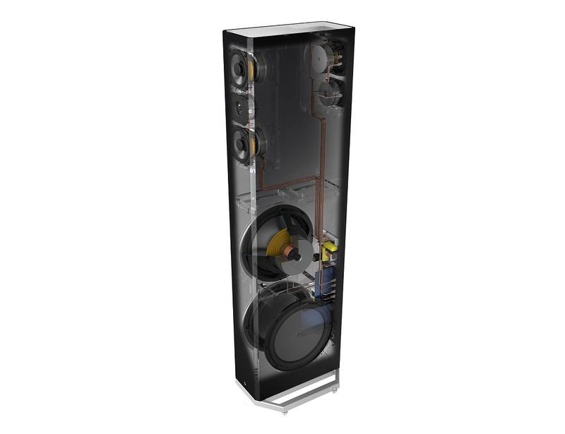 Definitive BP 9060: Loa nghe nhạc công nghệ cao của Mỹ