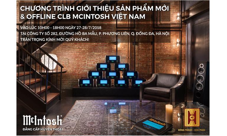 Đông Thành - Hòa Phúc tổ chức họp mặt & giao lưu dành cộng đồng audiophile Hà Nội