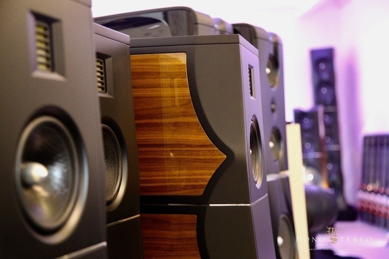 Tham quan nhà máy của hãng hi-end nước Ý Gold Note Audio