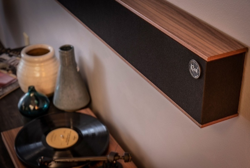 Klipsch Heritage Theater Bar: Loa soundbar dành cho người hoài cổ