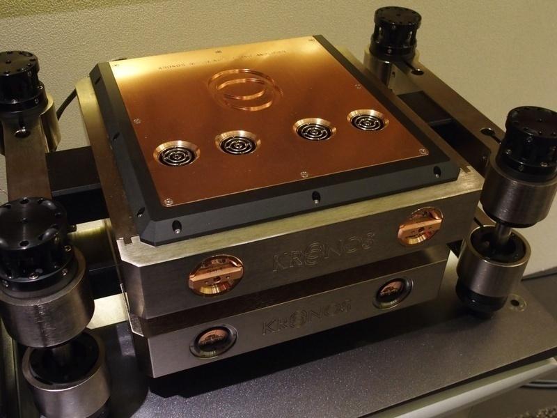 Kronos Complete Analogue Solution: Mảnh ghép hoàn hảo cho bộ dàn analogue