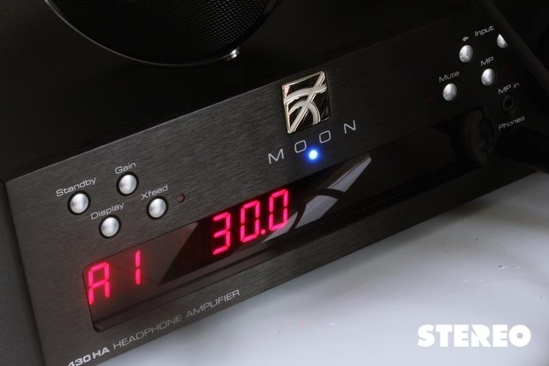 DAC/Headamp Moon 430HA: Thiết bị đa năng cho cả hi-fi và portable audio