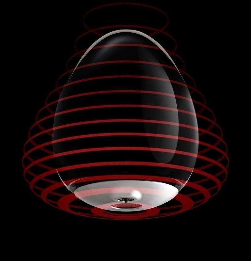 Chiêm ngưỡng HYLIXA, mẫu loa hi-end đẹp lạ từ Node Audio