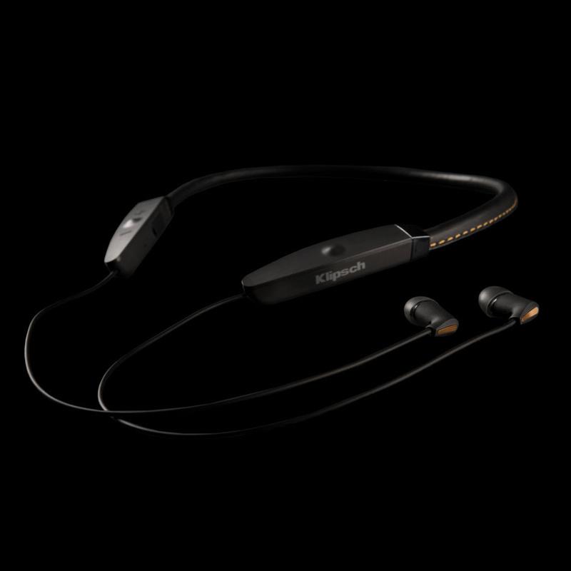 Klipsch ra mắt tai nghe không dây dạng vòng cổ R5 Neckband