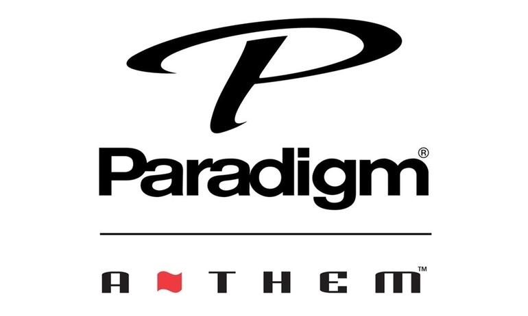 Sản phẩm của Paradigm và Anthem sẽ được đưa vào ứng dụng thiết kế phòng phim The Cinema Designer