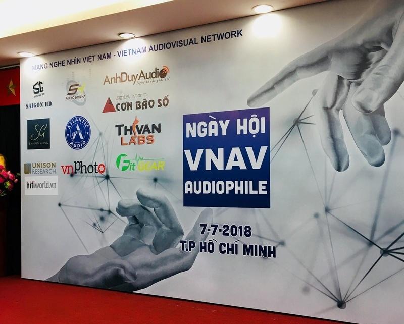 Cuộc thi amly đèn điện tử công suất lớn tự lắp 2018 của VNAV