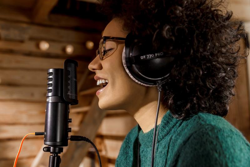 Beyerdynamic trình làng dòng microphone đẳng cấp phòng thu FOX