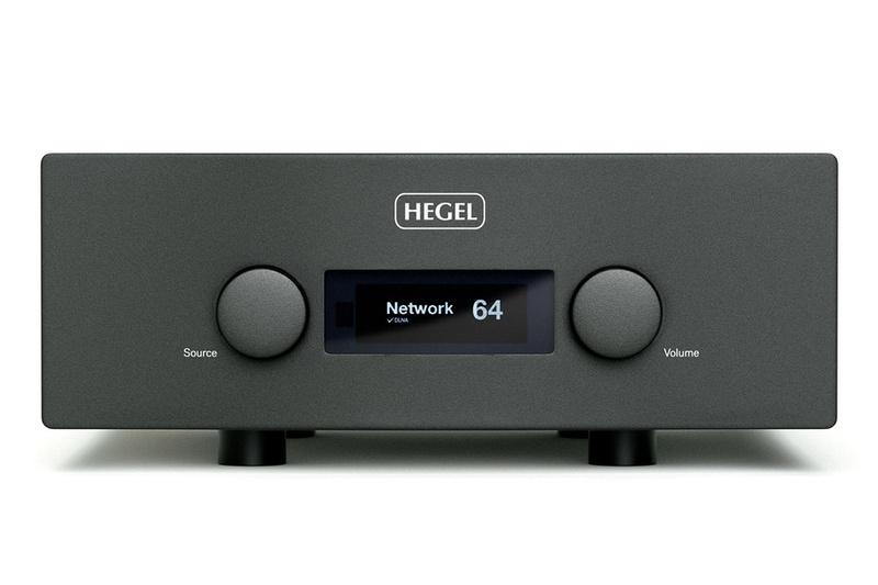 Hegel giới thiệu ampli tích hợp đầu bảng H590