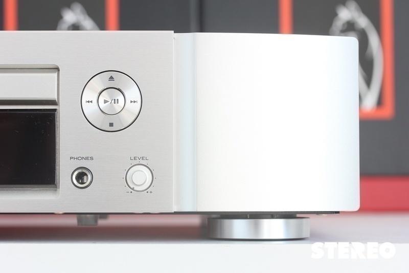 Marantz ND8006: Đầu CD/Network Player tiện dụng trong tầm giá dưới 50 triệu đồng