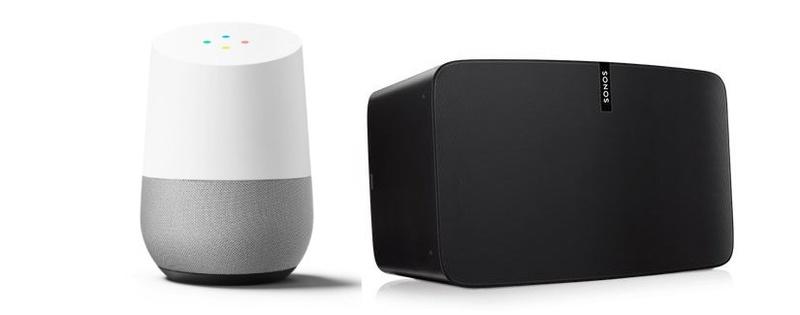 Sonos lên kế hoạch bổ sung trợ lý ảo Google Assistant vào cuối năm 2018
