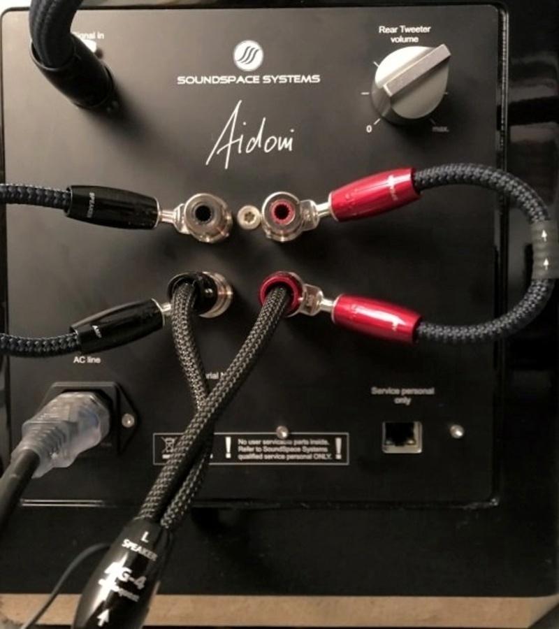 Soundspace Systems Aidoni: Hệ thống loa ultra hi-end cực khủng, giá gần 10 tỷ đồng, nặng 240kg mỗi chiếc