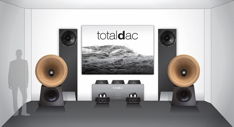 TotalDAC công bố bộ giải mã đỉnh cao D1-Twelve-Mk2