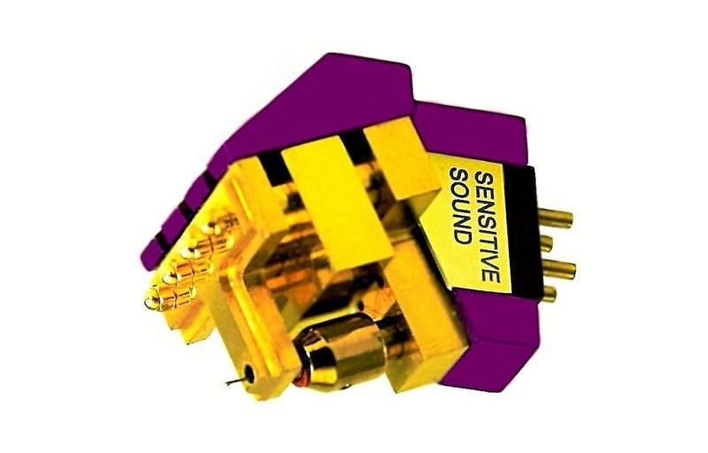 Sensitive Sound Violet T-8: Hộp kim thượng hạng dành cho mâm đĩa ultra hi-end