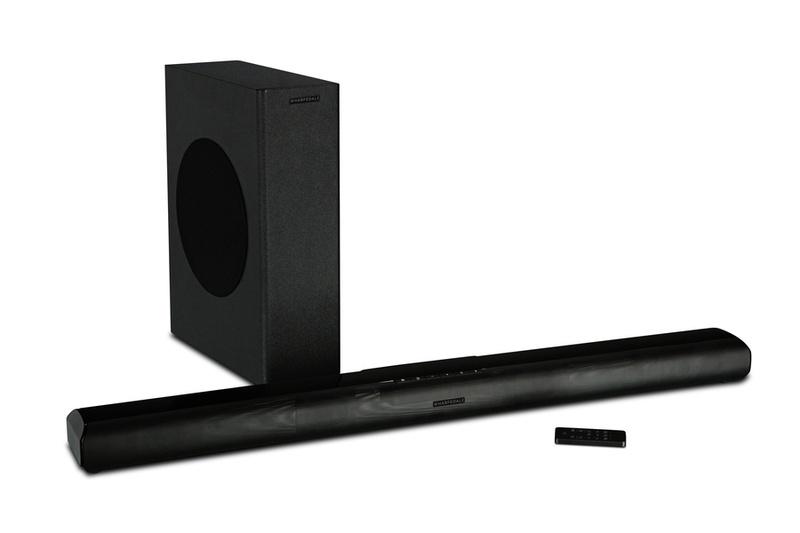 Wharfedale tung ra bộ loa soundbar giá rẻ Vista 200, chỉ 150 Bảng Anh
