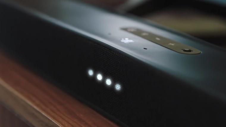JBL dự kiến mở bán loa soundbar cho Android TV trong tháng 10/2018