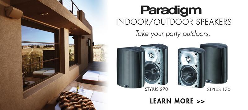 Loa sân vườn Paradigm: Lựa chọn lý tưởng cho nhu cầu tận hưởng âm nhạc tại không gian ngoài trời