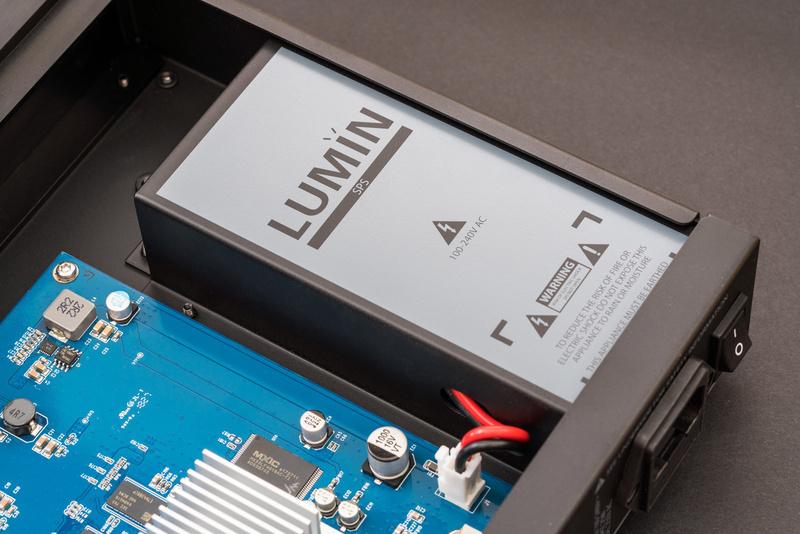 U1 Mini: Phiên bản thu gọn của đầu network transport đa năng Lumin U1