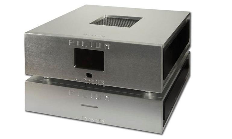 Pilium Audio trình làng dòng ampli Divine Line với 3 model mới