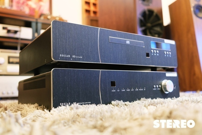 Roksan K3 CD Player & K3 Integrated Amplifier: Phối ghép đơn giản, dễ nâng cấp cho người dùng phổ thông