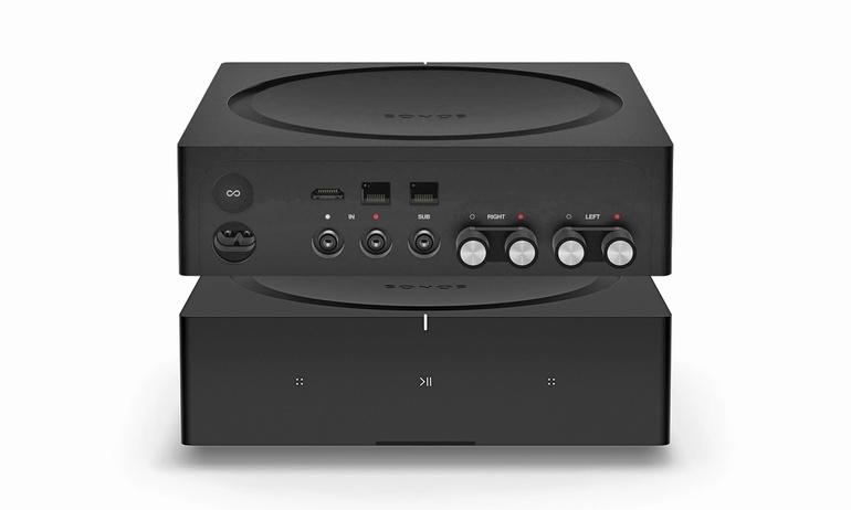 Sonos AMP: Bộ khuếch đại đa năng, thiết kế nhỏ gọn và hiệu năng mạnh mẽ