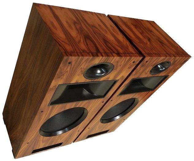 Volti Audio Rival: Loa lớn dành cho ampli công suất nhỏ