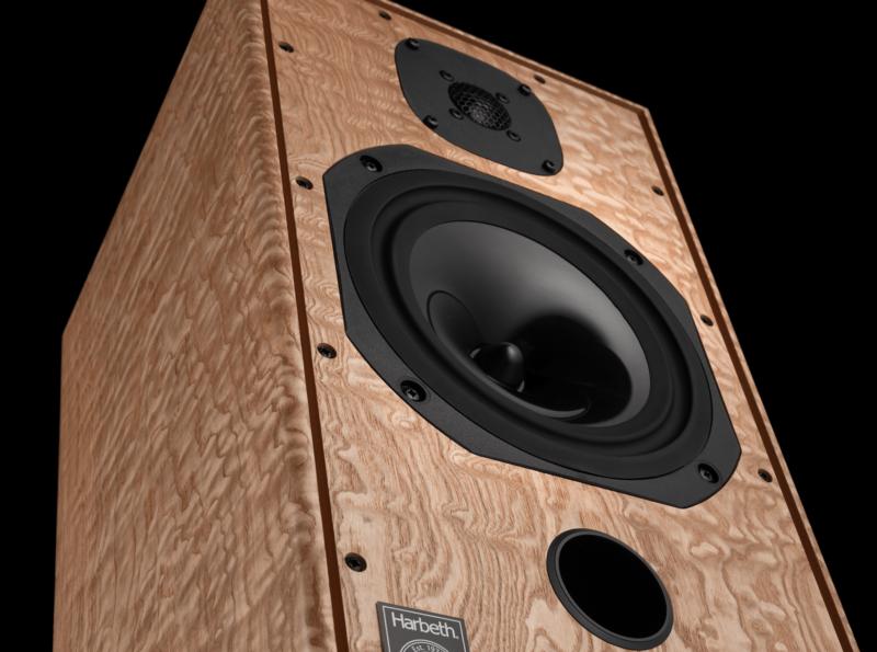 Harbeth Audio ra mắt phiên bản đặc biệt cho mẫu loa Compact 7ES-3, kỉ niệm 40 thành lập hãng