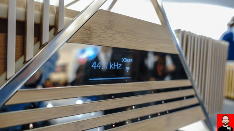 [IFA 2018] Những hình ảnh đầu tiên về dự án loa all-in-one Glastonbury từ iFi Audio